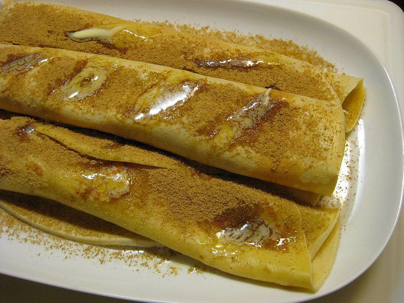Crêpes klassisch - einfach-schnell