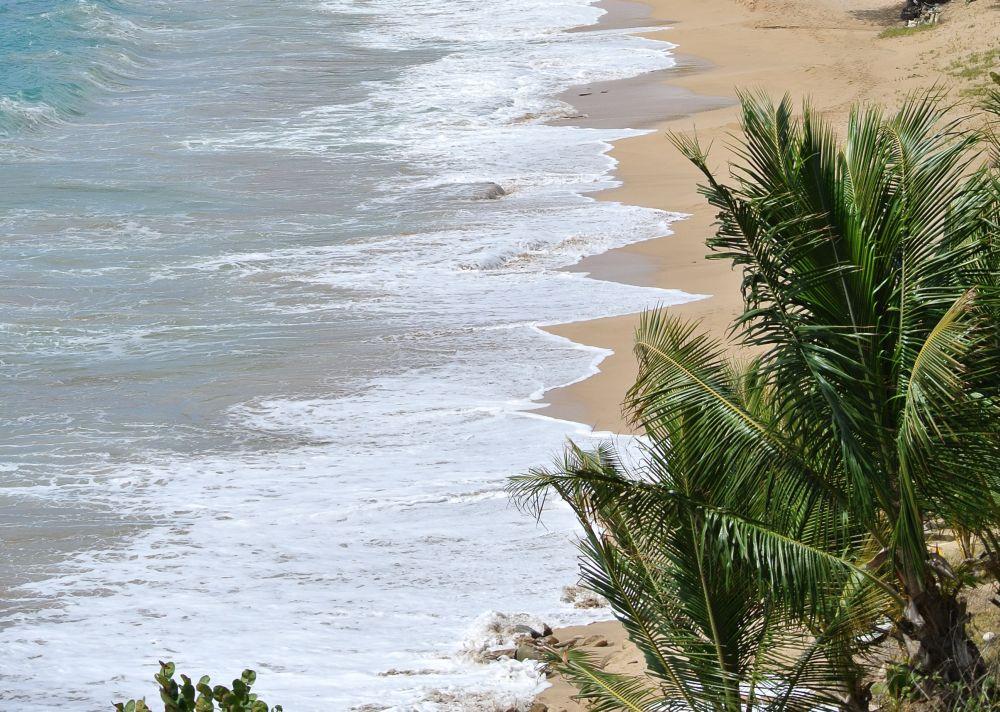 St Johns Antigua ein Traumstrand