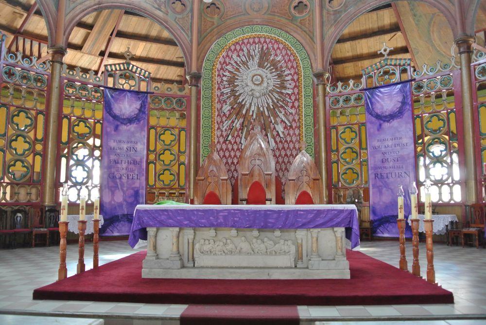 Karibische Kirche