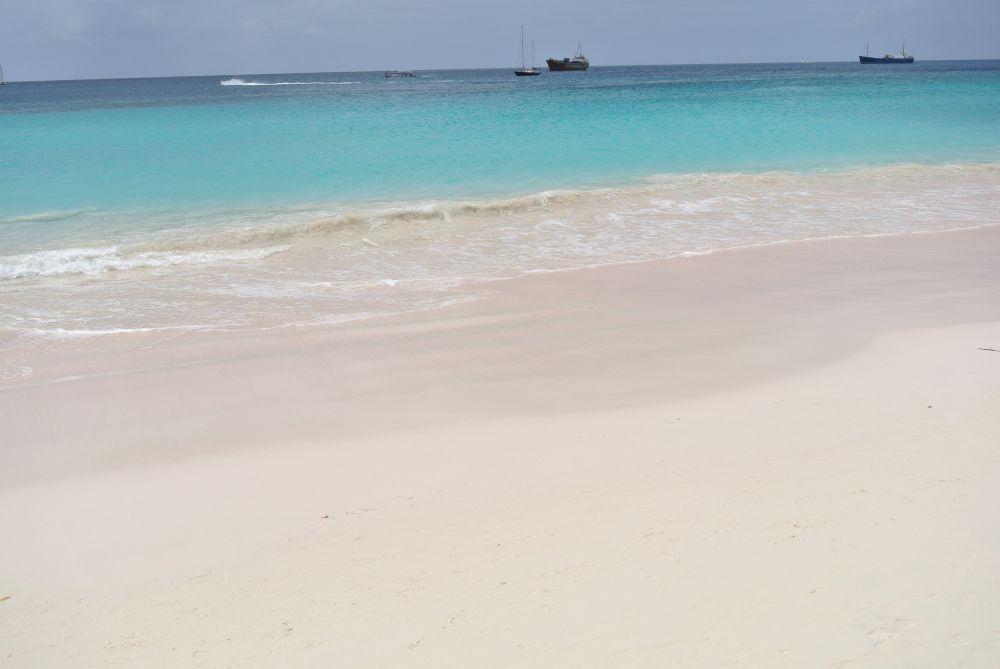 Ein karibischer Strand