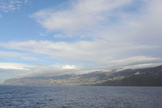 Verheißungsvoller Morgen auf Madeira