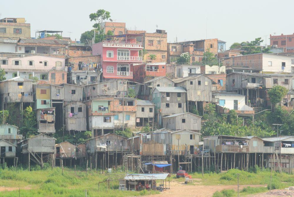 Favela vom Manaus