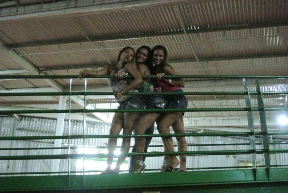 Drei brasilianische Lolitas