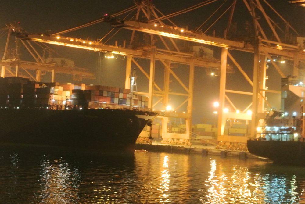 Hafen Salalah