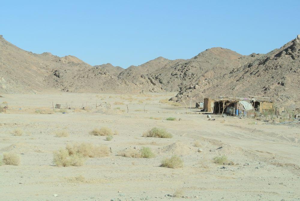 Haben Beduinen Eigenheime?