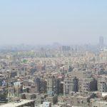 Blick über das Häusermeer von Kairo