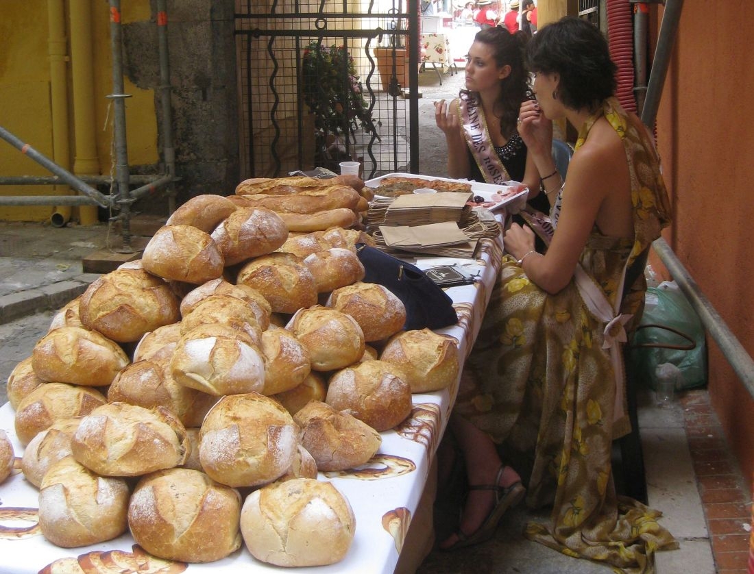 Fête du Pain - ein Fest für das Brot