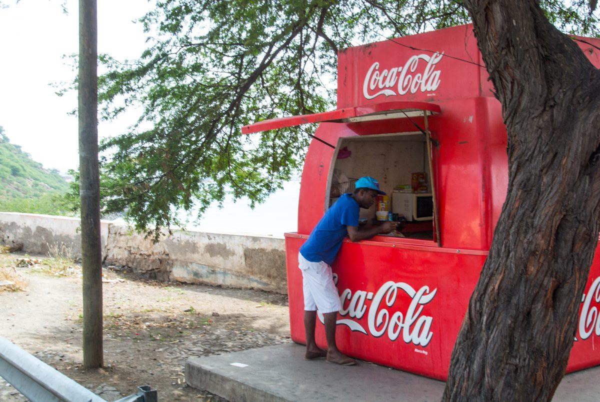 Cola auf Kapverden