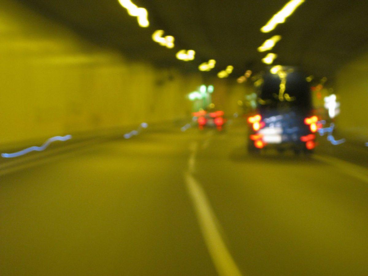 Tunnel Alpen