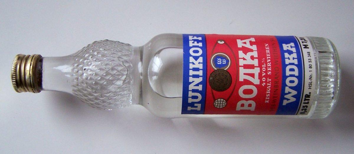 Lunikoff Wodka DDR