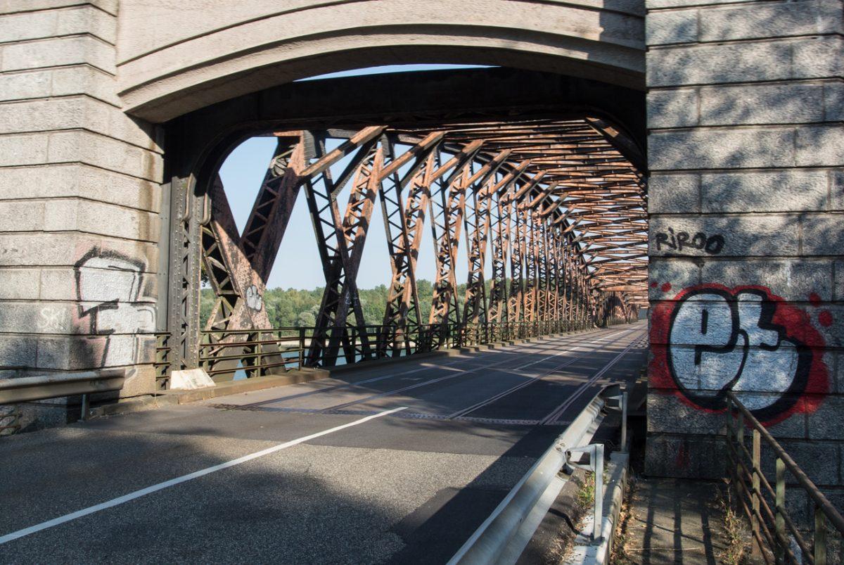 Rheinbruecke wintersdorf - Pont de-Beinheim
