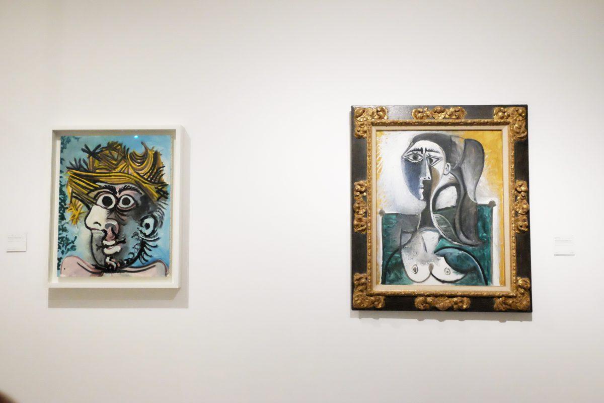 Picasso Colmar Unterlinden
