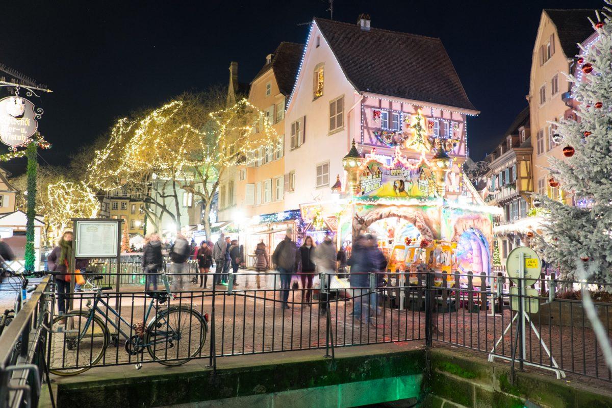 Colmar im Weihnachtswahn