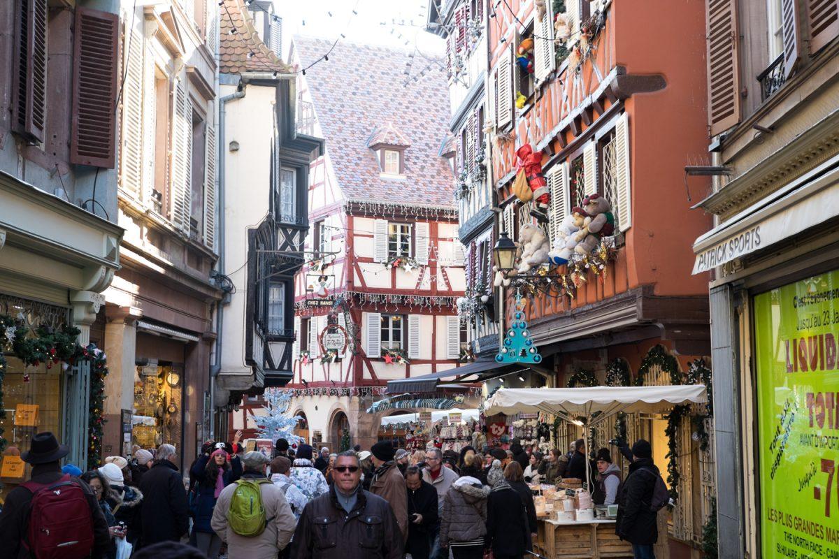 Weihnachtswahn in Colmar