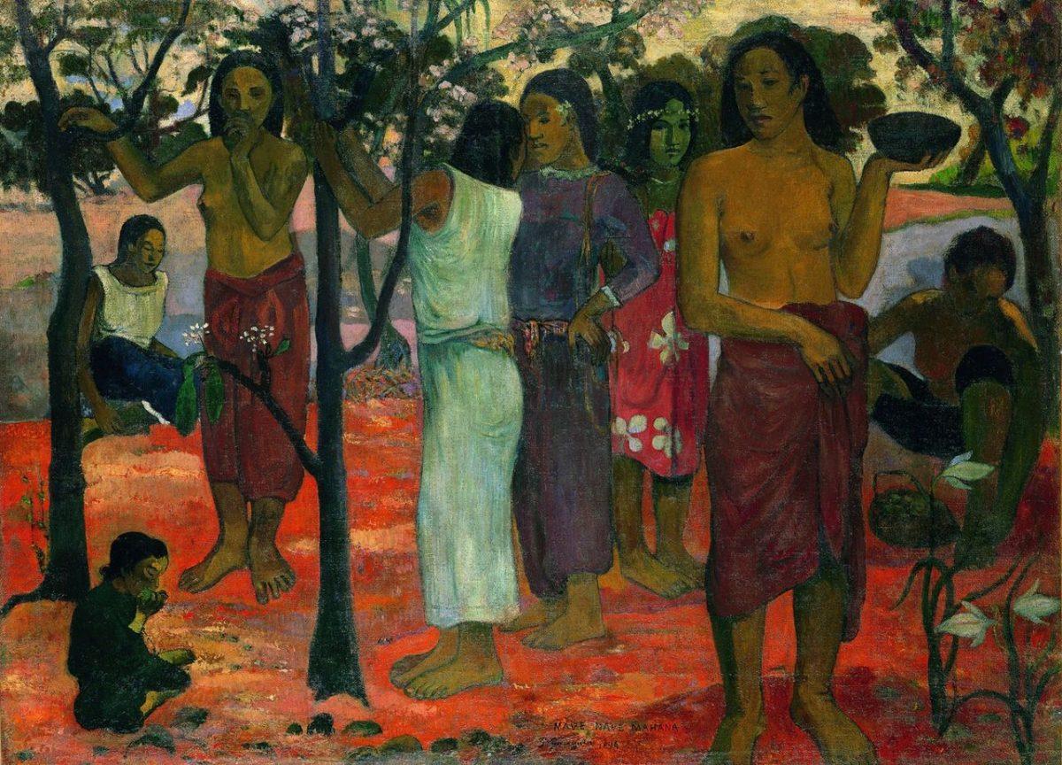 Paul Gauguin Herrliche Tage 1896
