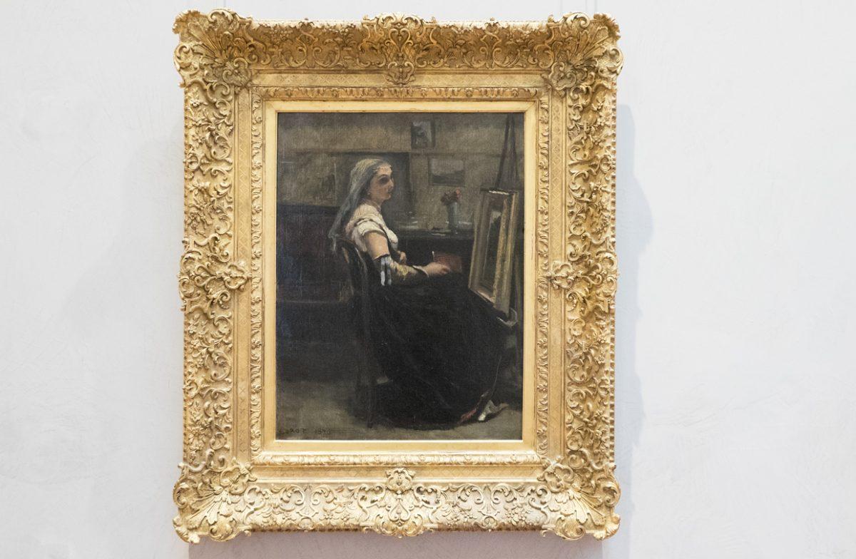 Camille Corot L`Atelier Lyon