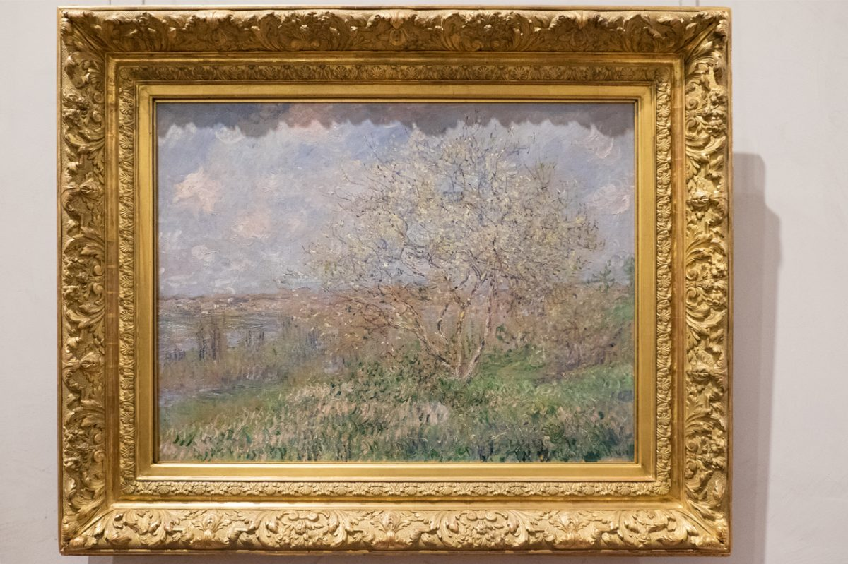 Claude Monet Le Printemps Museum Lyon