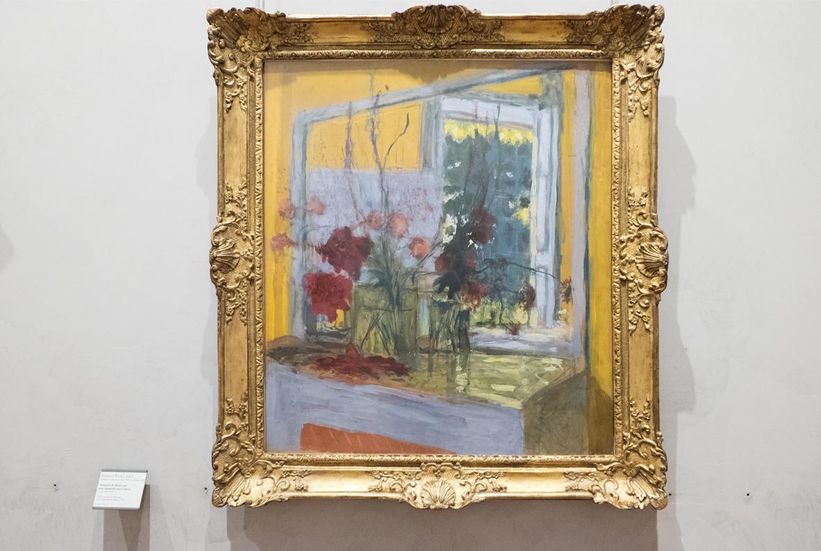 Edouard Vuillard Bouquet de fleurs 1932-35