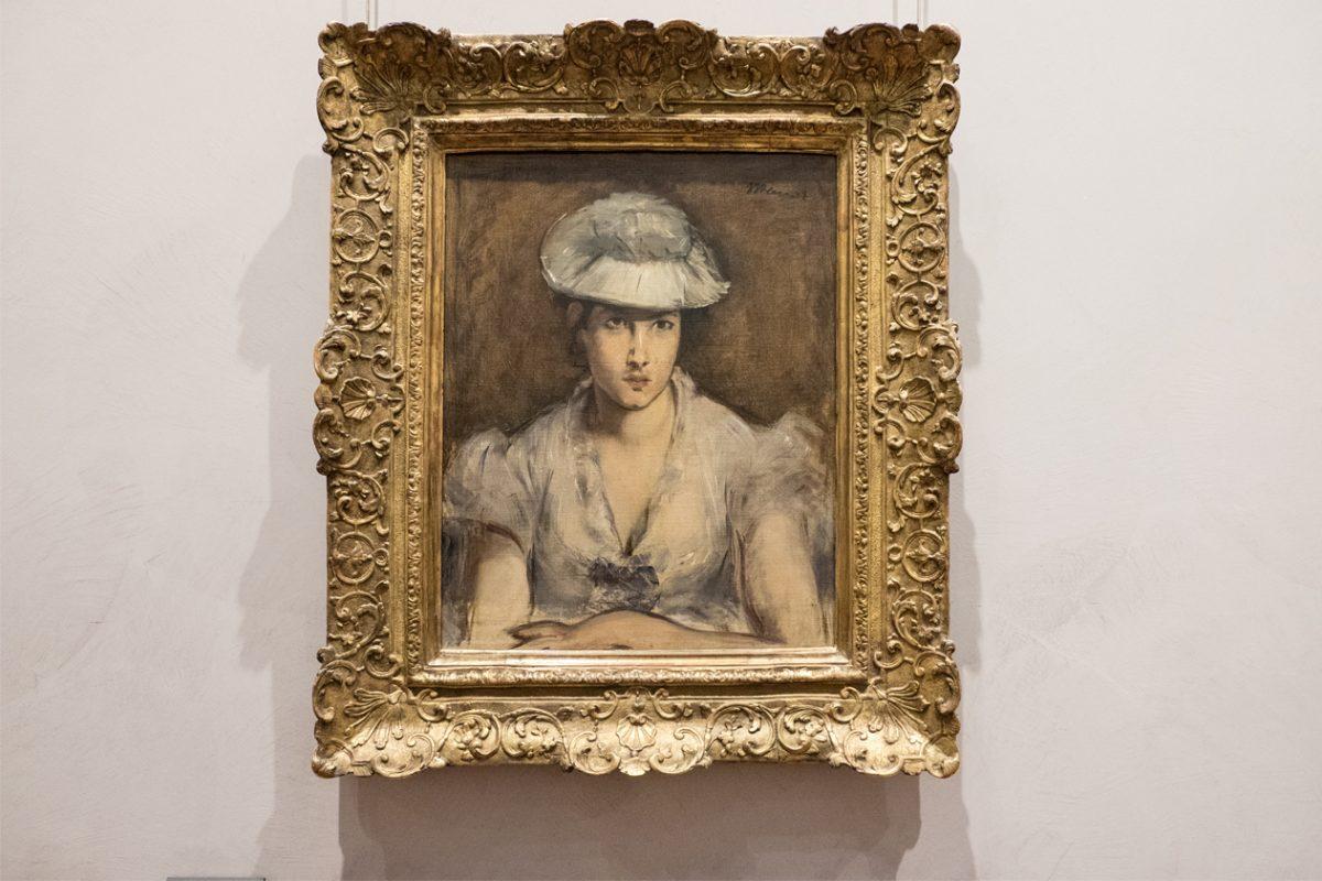 Eduard Manet Portrait de Marguerite Gauthier-Lathuille