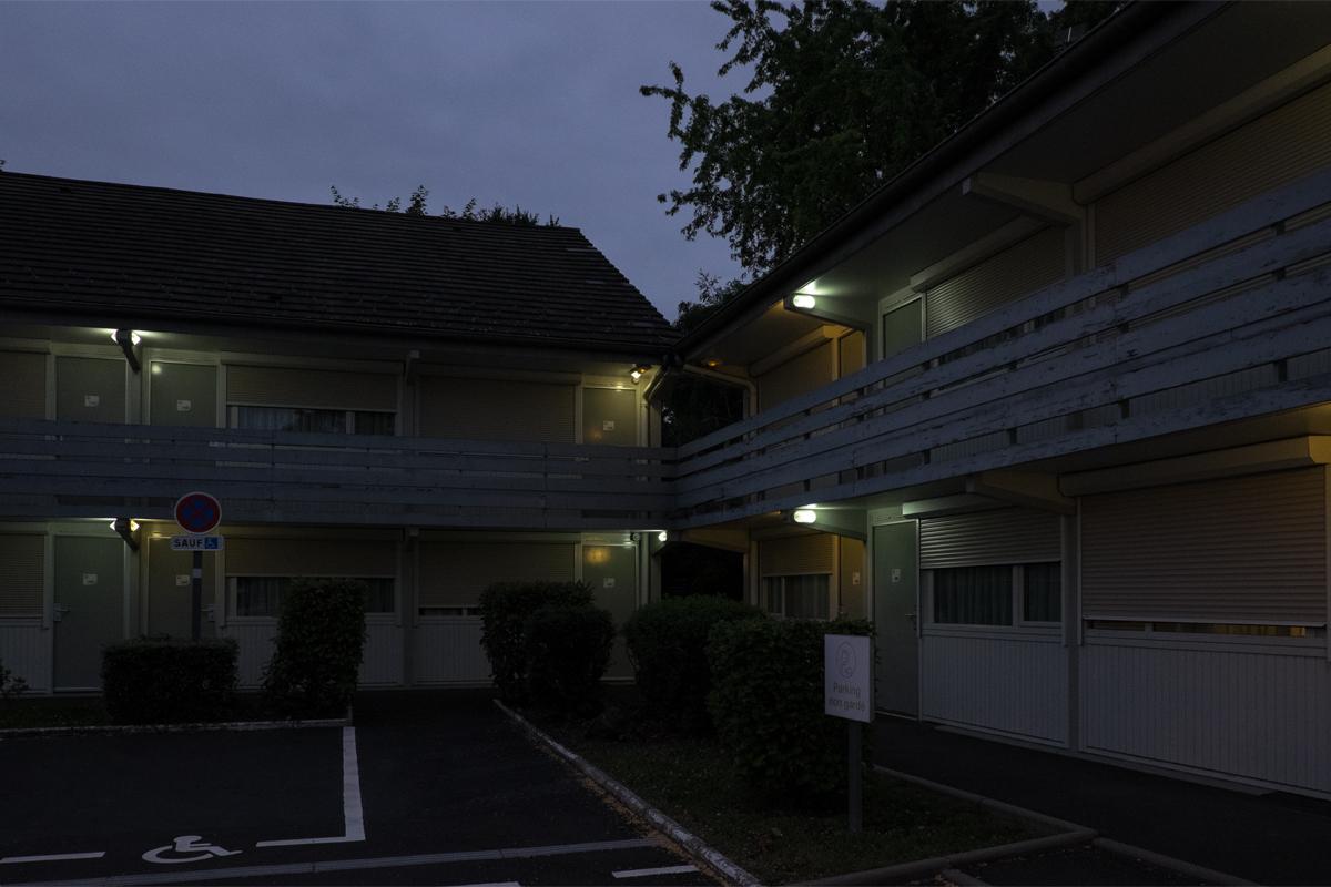 Motel Campanile Riom kann man machen.