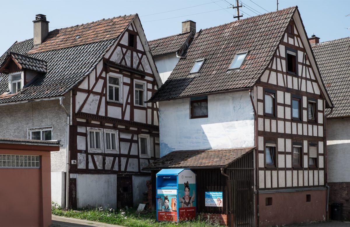 Kontraste in Loffenau