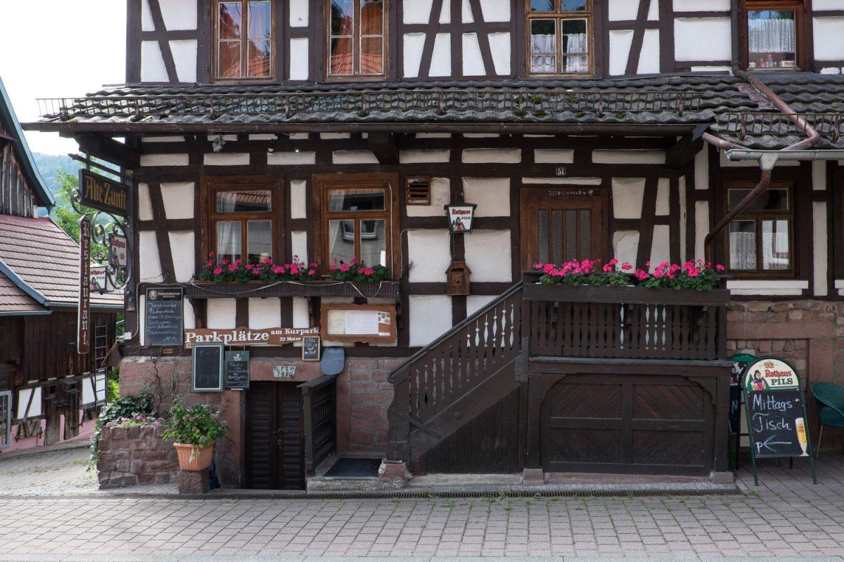 Wirtshaus in Loffenau