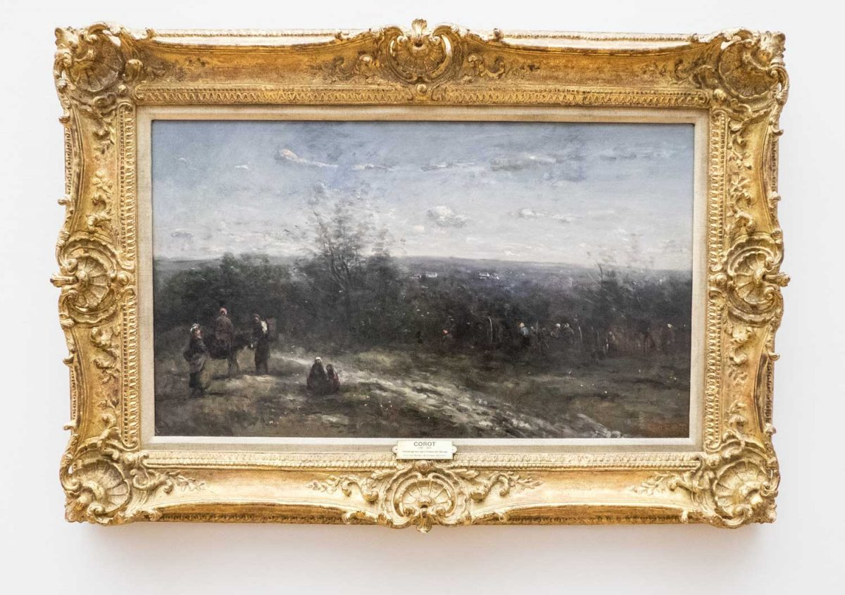 Jean-Baptiste-Camille-Corot-Die-Weinlese-Leipzig