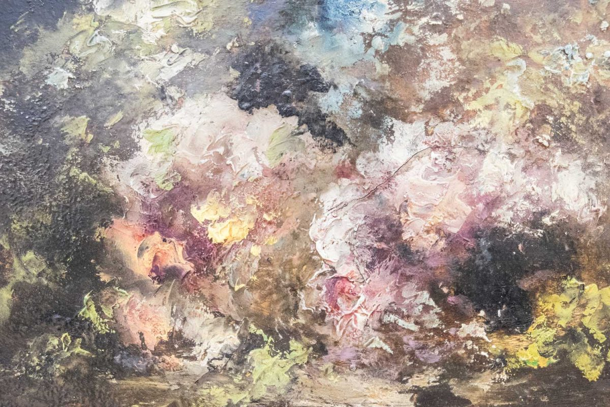 Viegilio-Narcisse-Diazde-la-Pena-Blumen-Detail