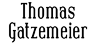 Thomas Gatzemeier - Blog