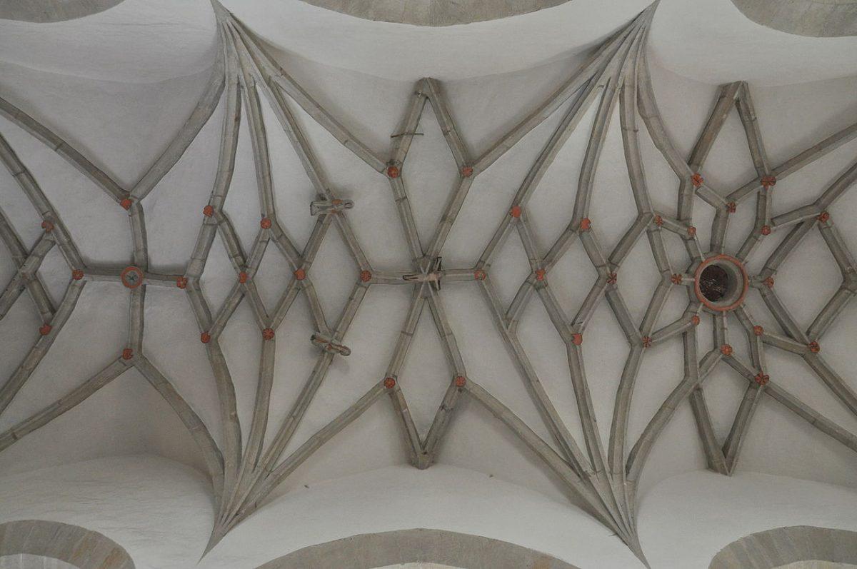 Marienkirche Langhausgewölbe